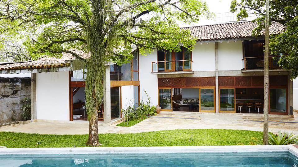 Villa Casa de Rio, Location à Rio de Janeiro