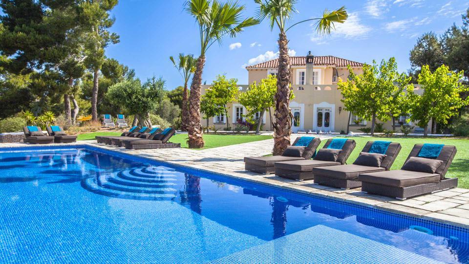 Villa Villa del Garraf, Location à Costa Daurada
