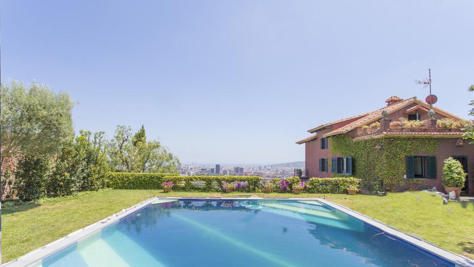 Villa Villa Horizonte, Location à Barcelone