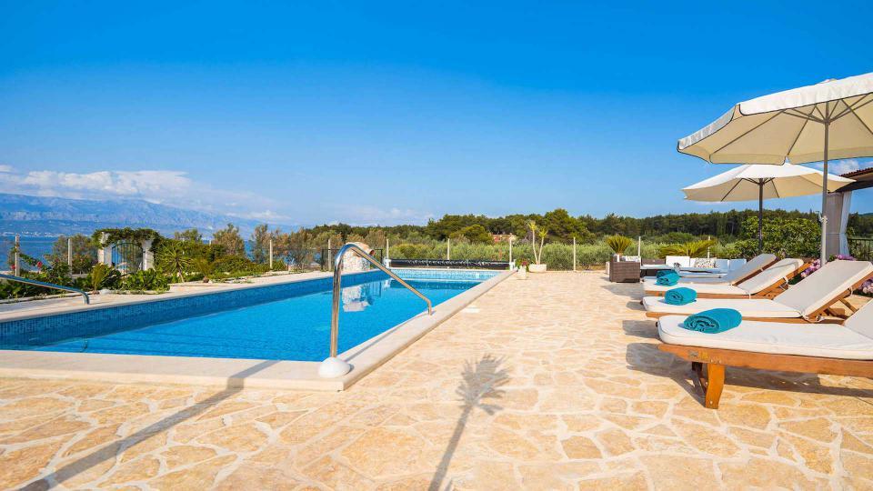 Villa Villa Valentina (Croatia), Location à Dalmatie