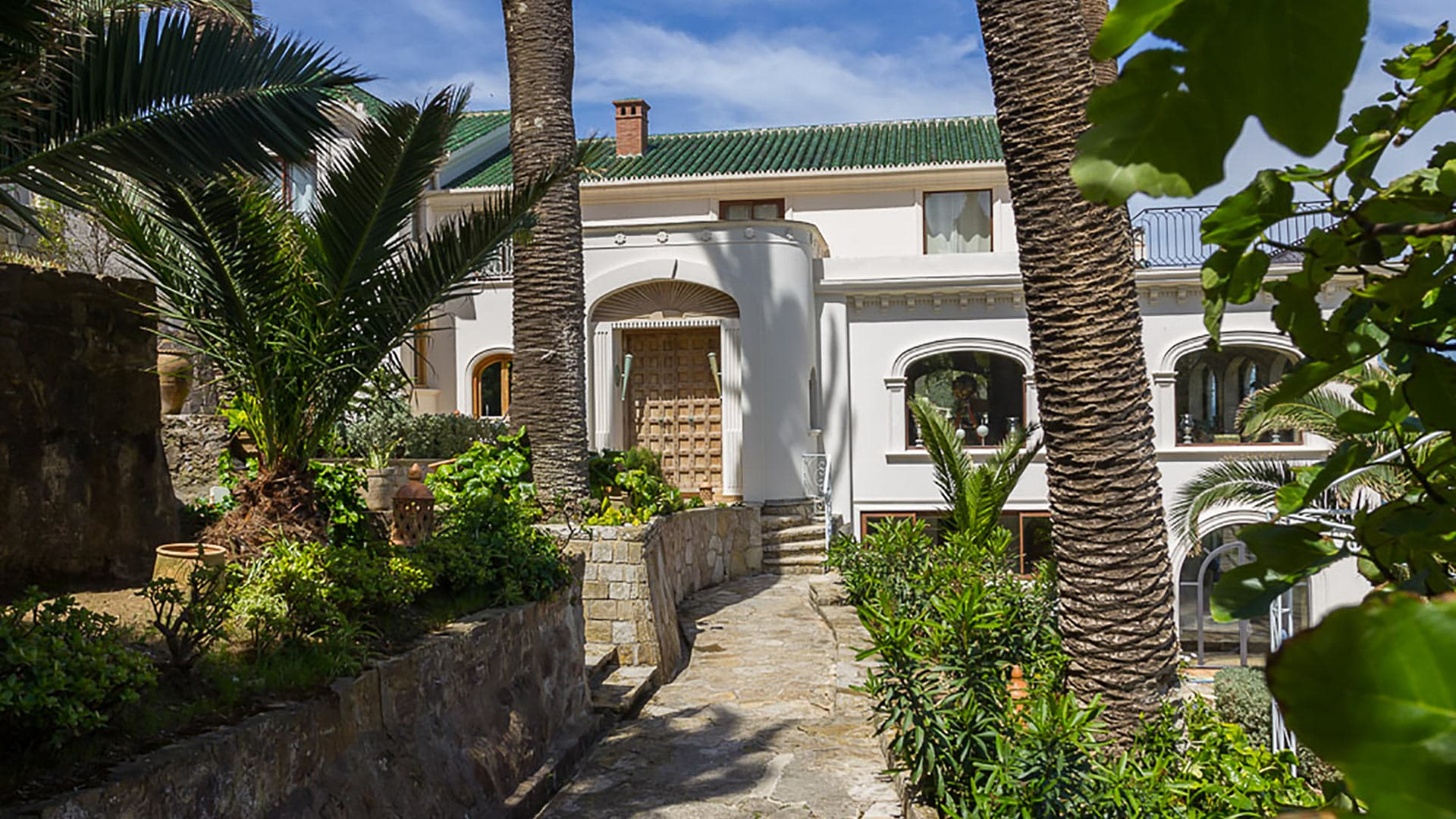 Villa Villa S, Location à Tanger