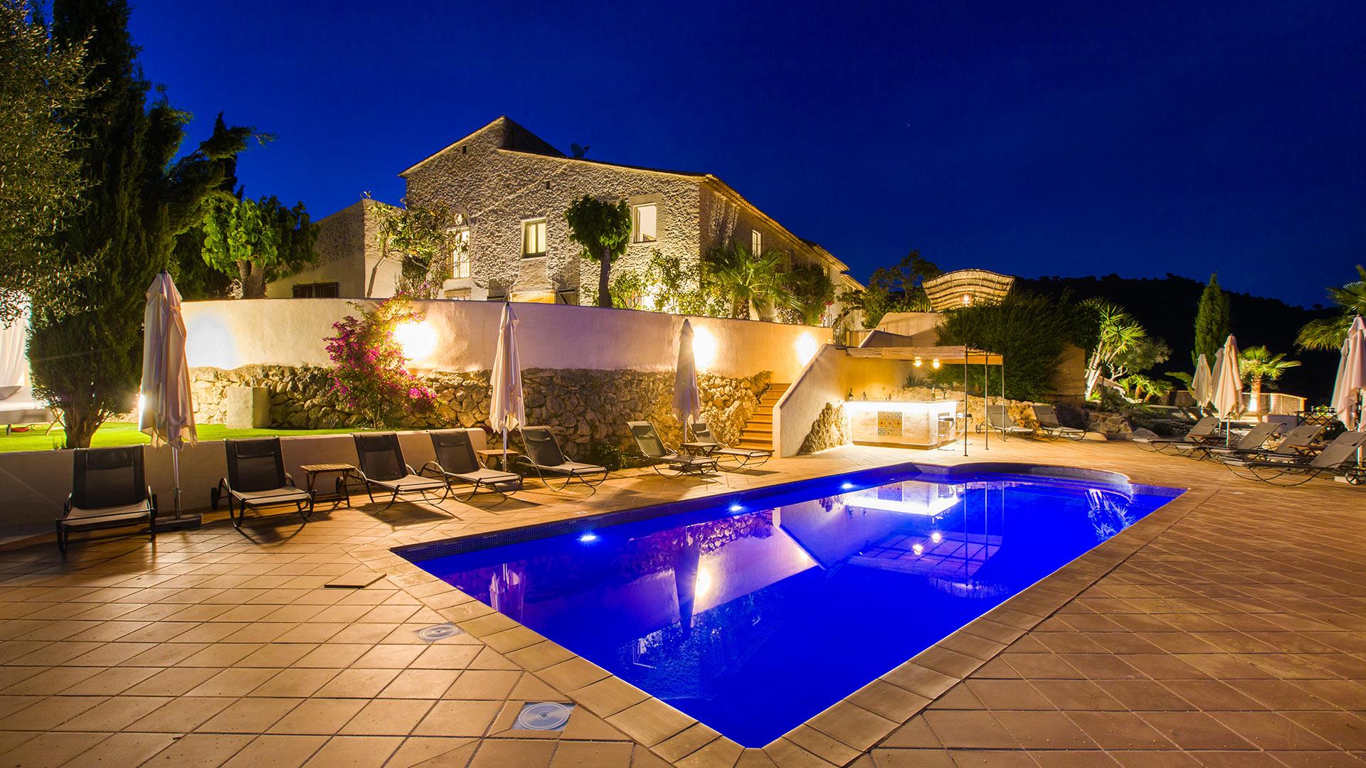 Villa Villa Marcer, Rental in Costa Daurada