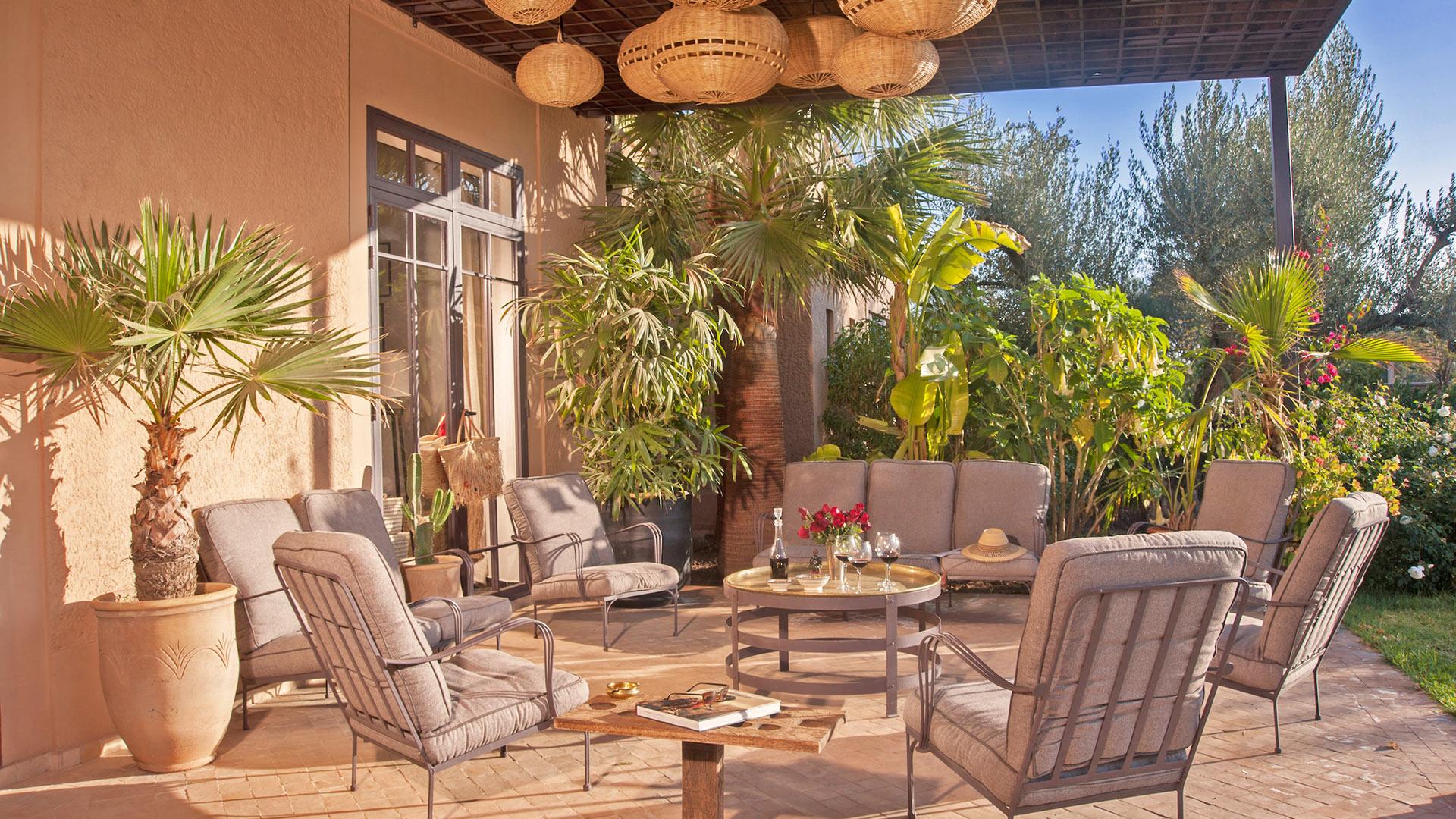 Villa Dar Toozween, Rental in Marrakech