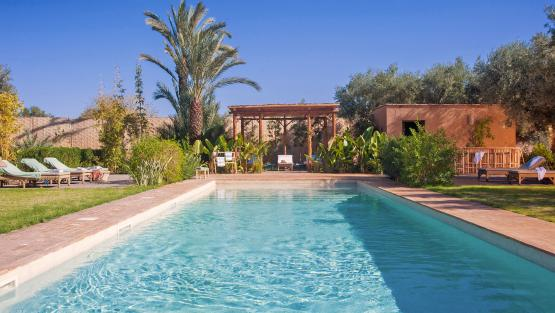 Villa Dar Toozween, Rental in Marrakech