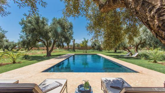 Villa Villa Flo, Rental in Marrakech