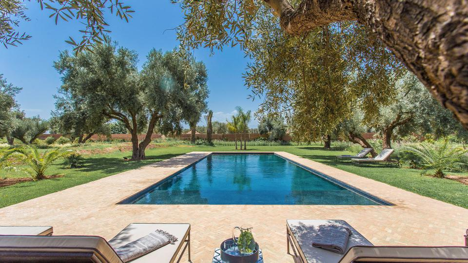 Villa Villa Flo, Location à Marrakech