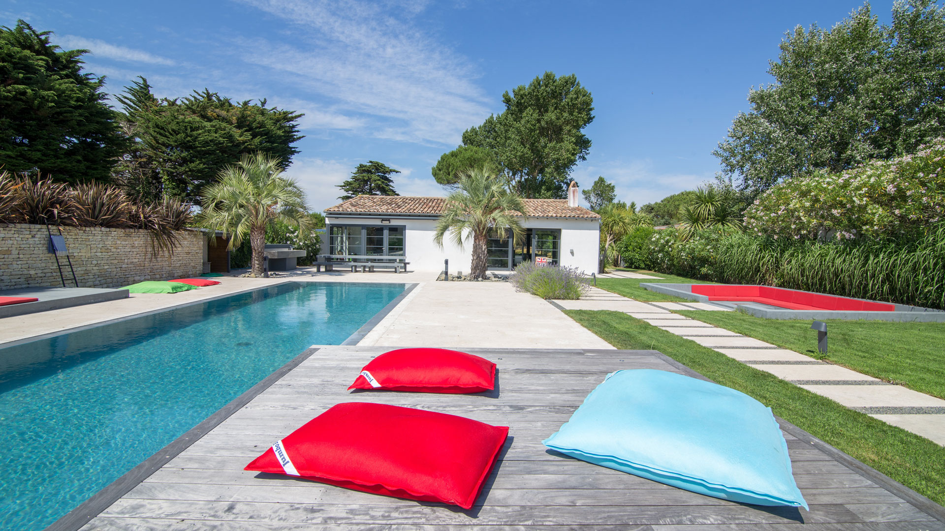 Populaire Location de villas de luxe à Les Portes-en-Ré WP29