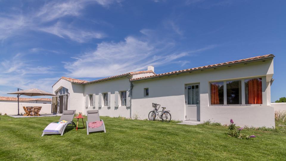 Villa Villa Nomade, Location à Île de Ré