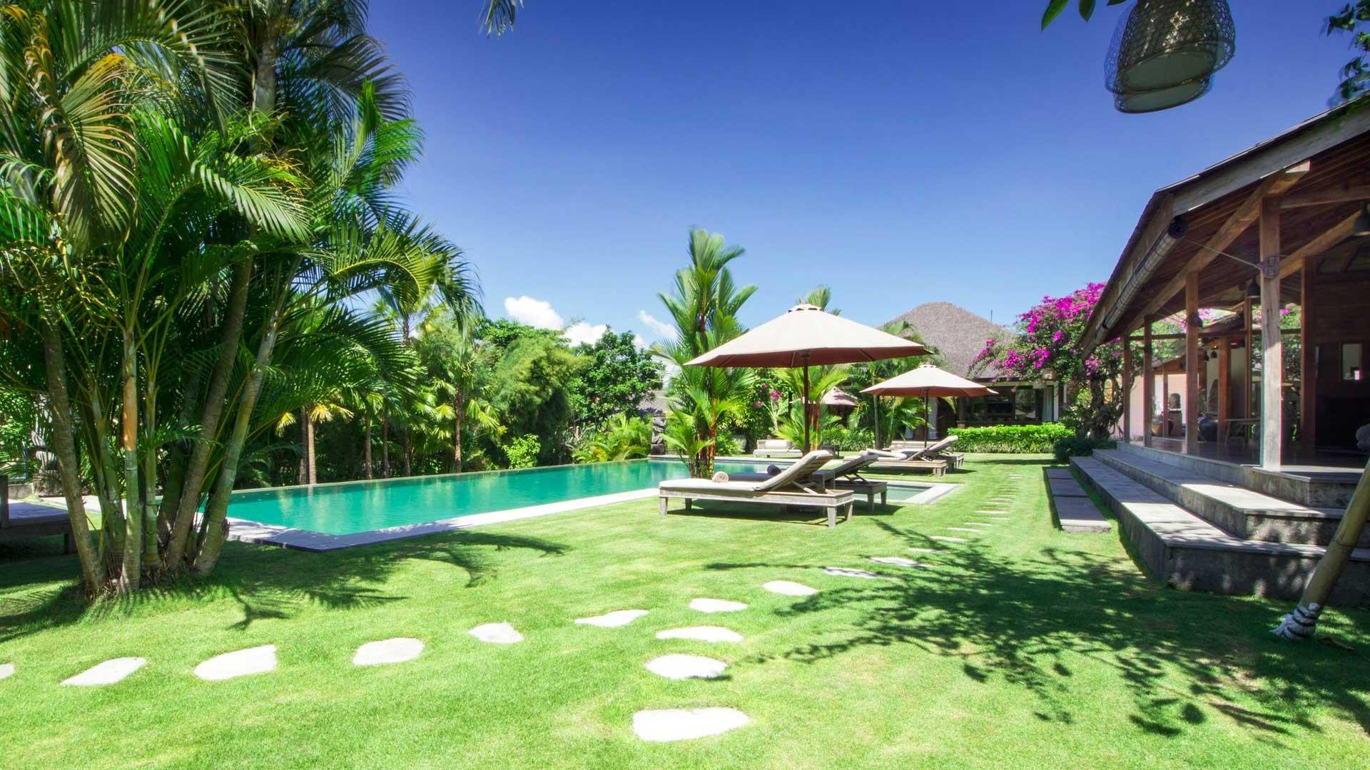 Villa Villa Theo, Location à Bali