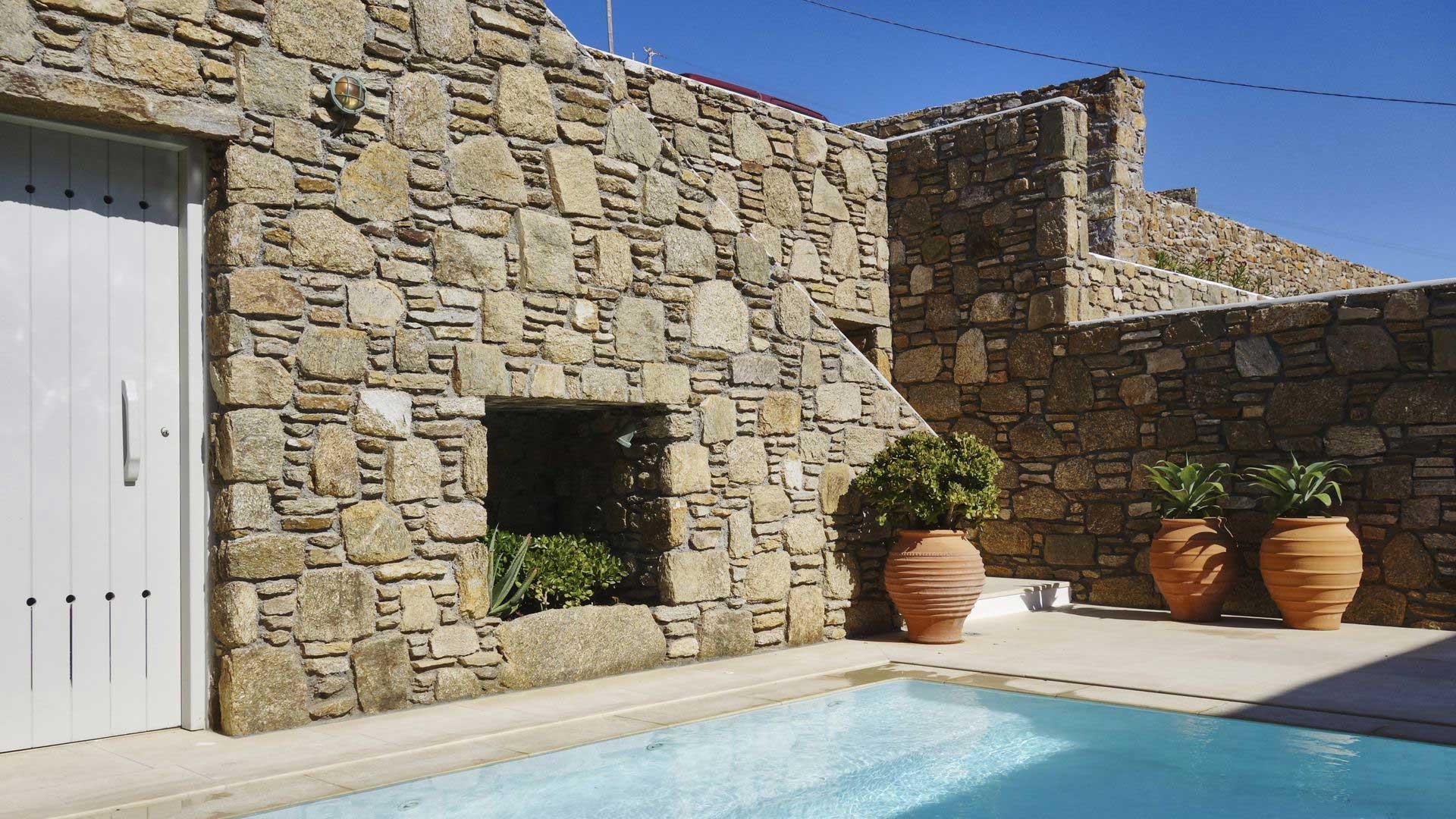 Villa Zebranos Villa, Location à Cyclades - Mykonos