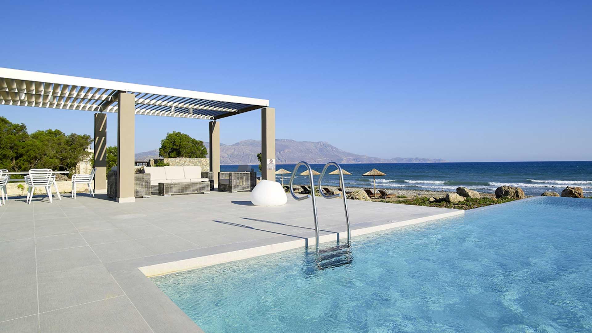 Villa Villa Ammosi, Location à Crete