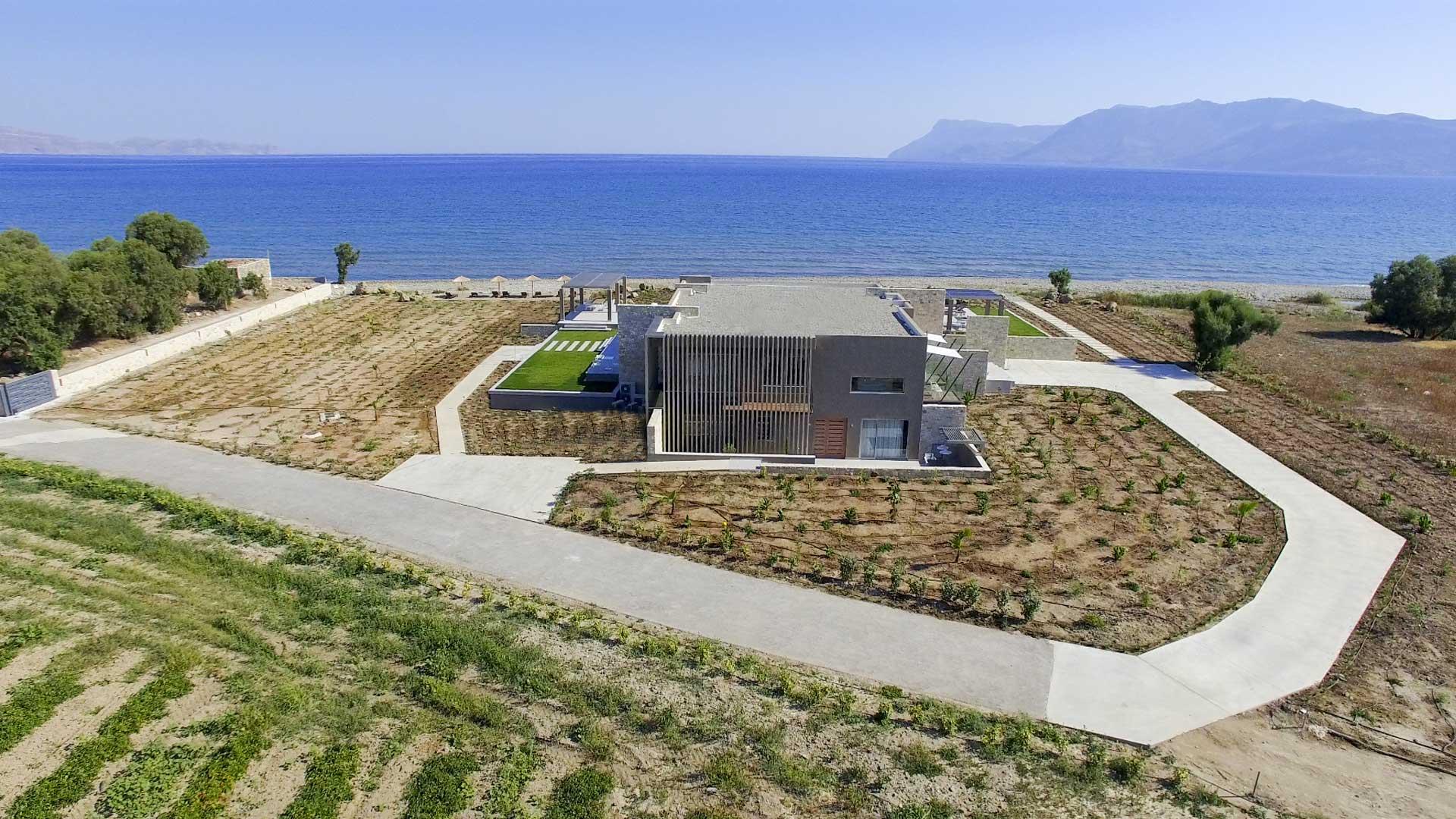 villa meltemio villa louer crete chania villanovo. Black Bedroom Furniture Sets. Home Design Ideas