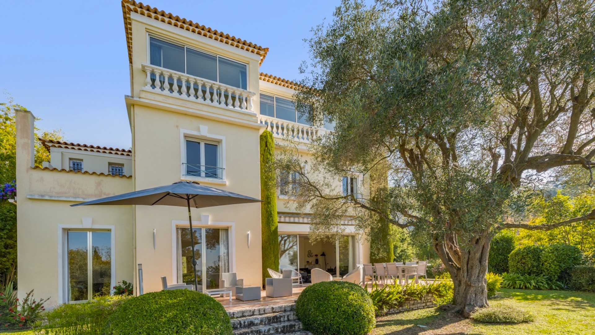 Villa Villa Fontaine Saint-Georges, Location à Côte d'Azur