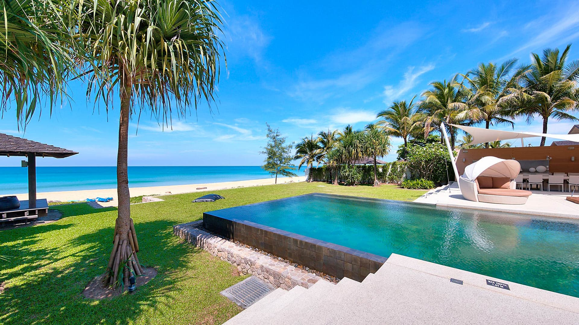 Villa Sava Beach Villas - Tievoli, Location à Phuket