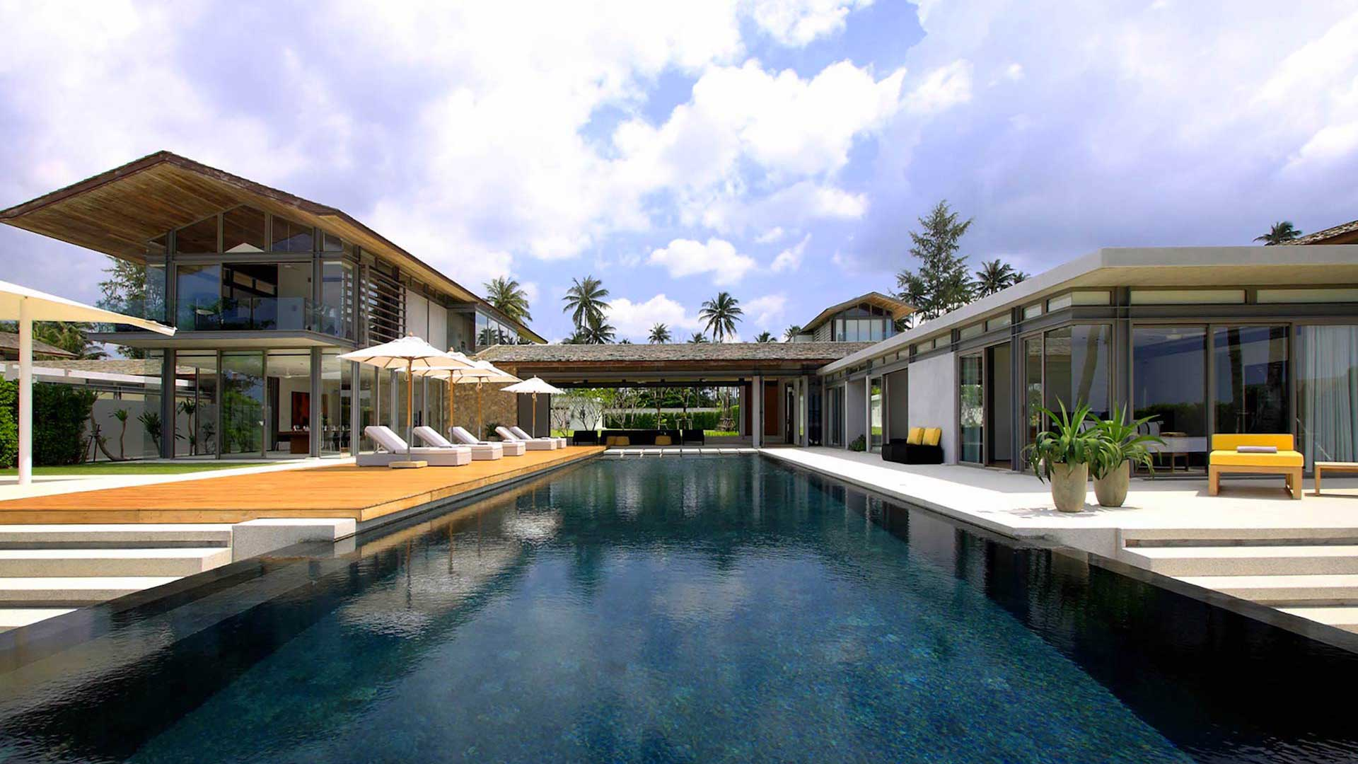 Villa Sava Beach Villas - Amarelo, Location à Phuket