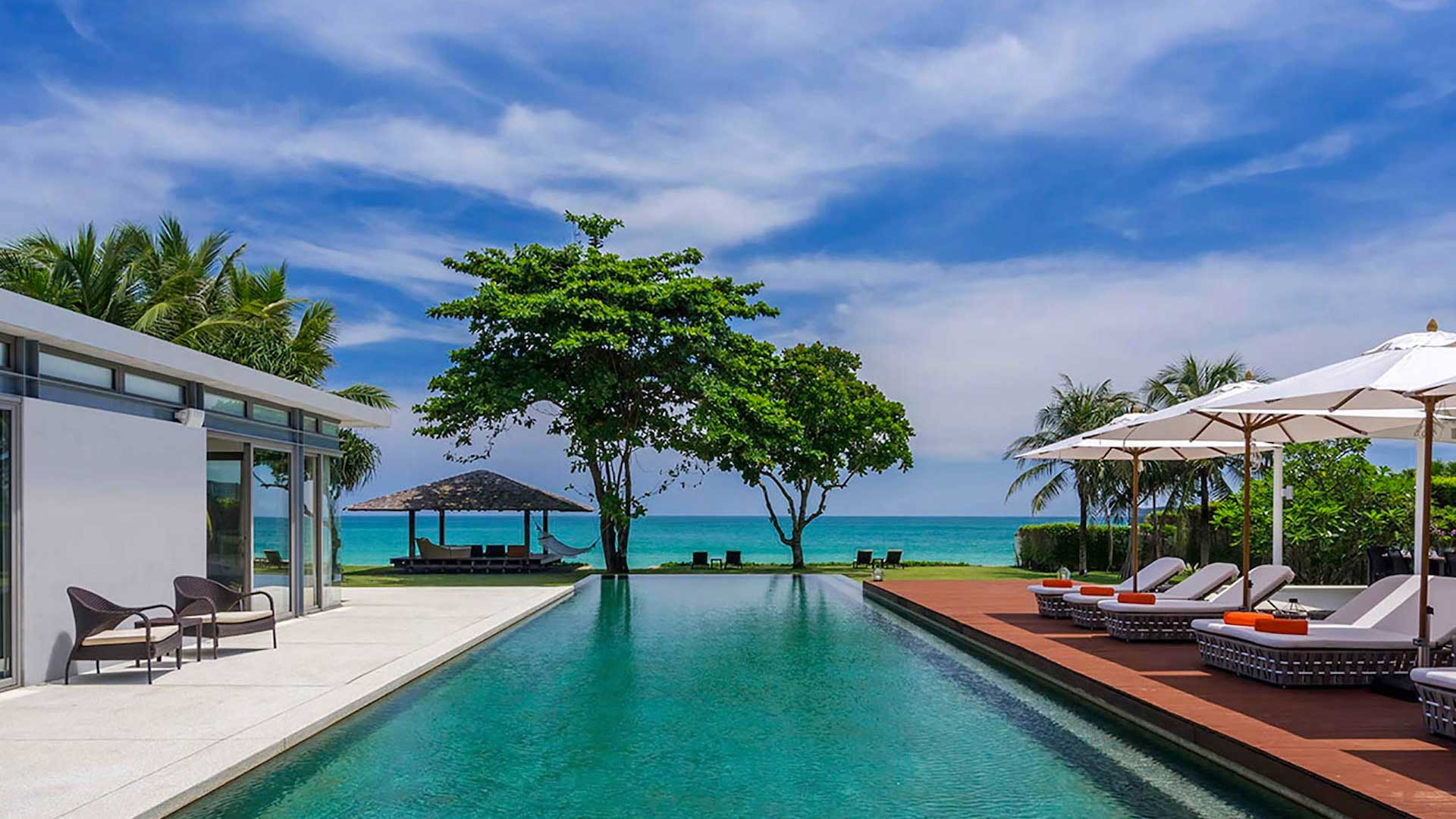 Villa Sava Beach Villas - Cielo, Location à Phuket