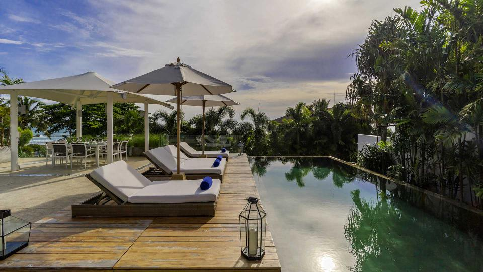 Villa Sava Beach Villas - Roxo, Location à Phuket