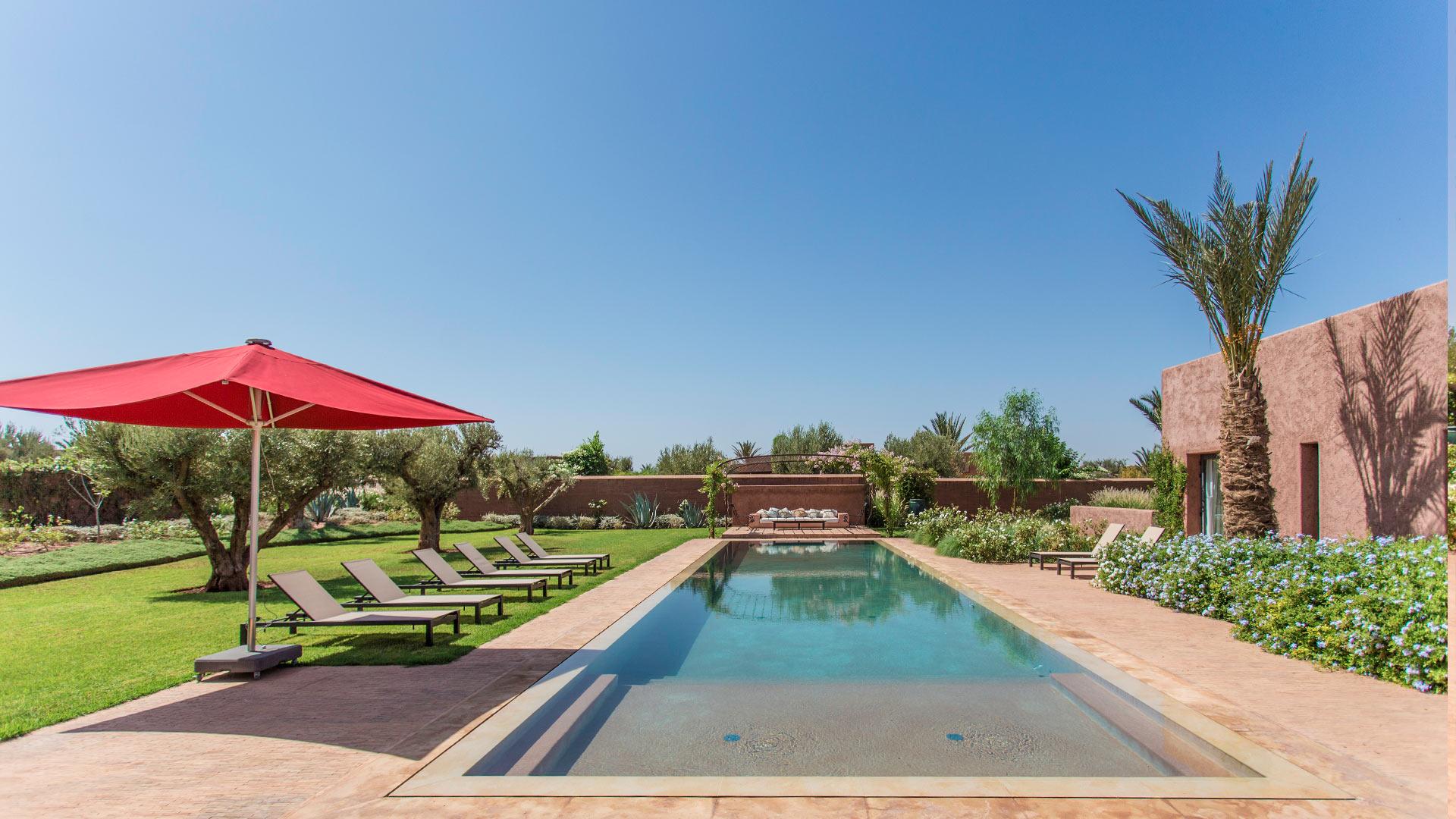 Villa Villa Inissia, Rental in Marrakech
