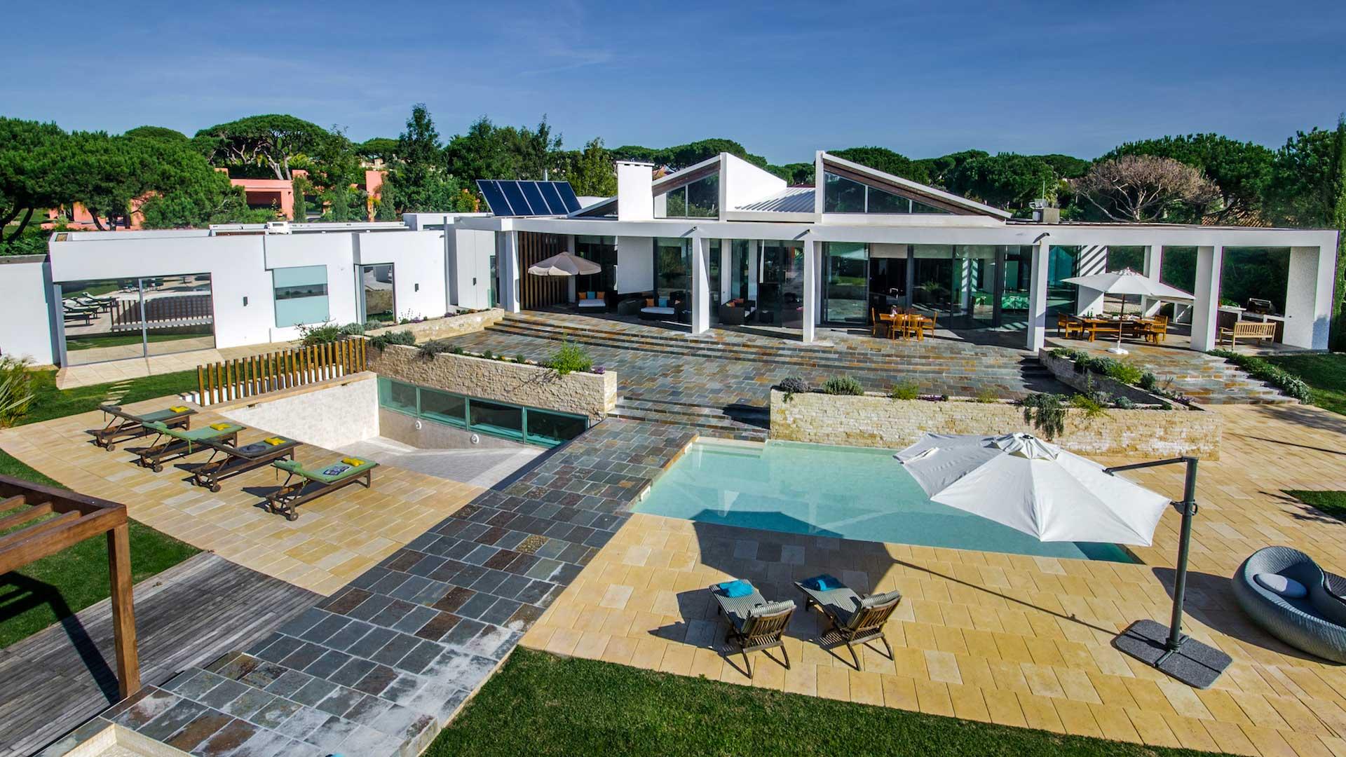 villa velho villa mieten in algarve vilamoura villanovo. Black Bedroom Furniture Sets. Home Design Ideas