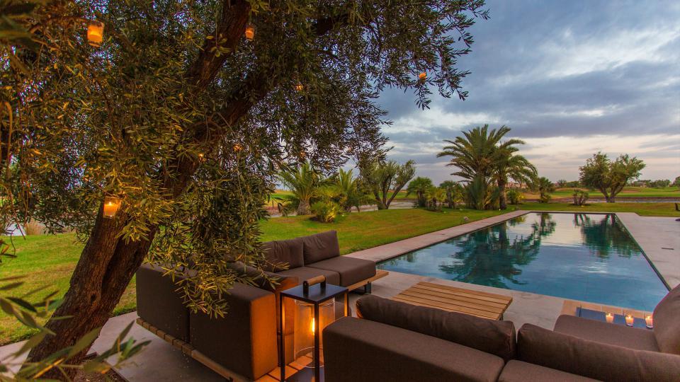Villa Dar Paipou, Rental in Marrakech