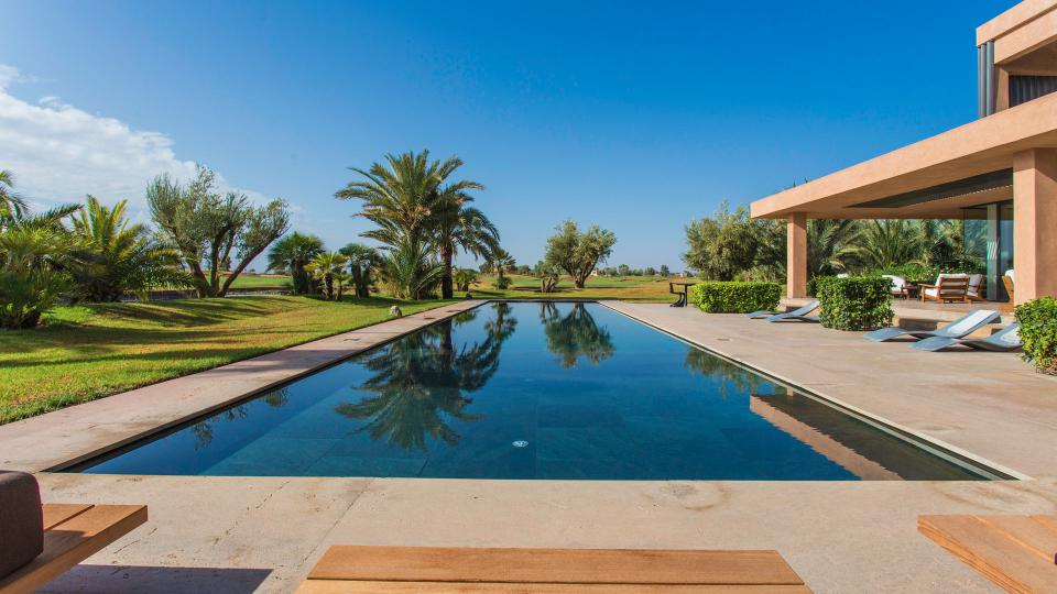 Villa Dar Paipou, Rental in Marrakech
