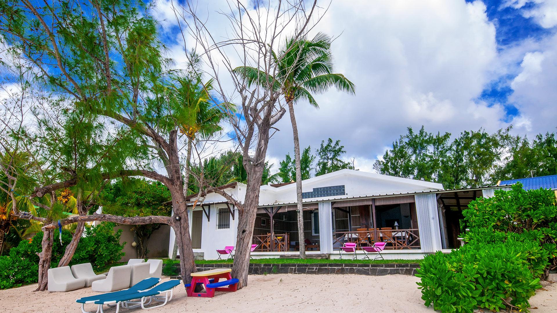 Villa Villa Agauria, Location à Île Maurice Nord