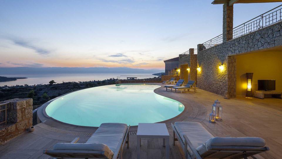 Villa Villa Ververonta, Rental in Peloponnese