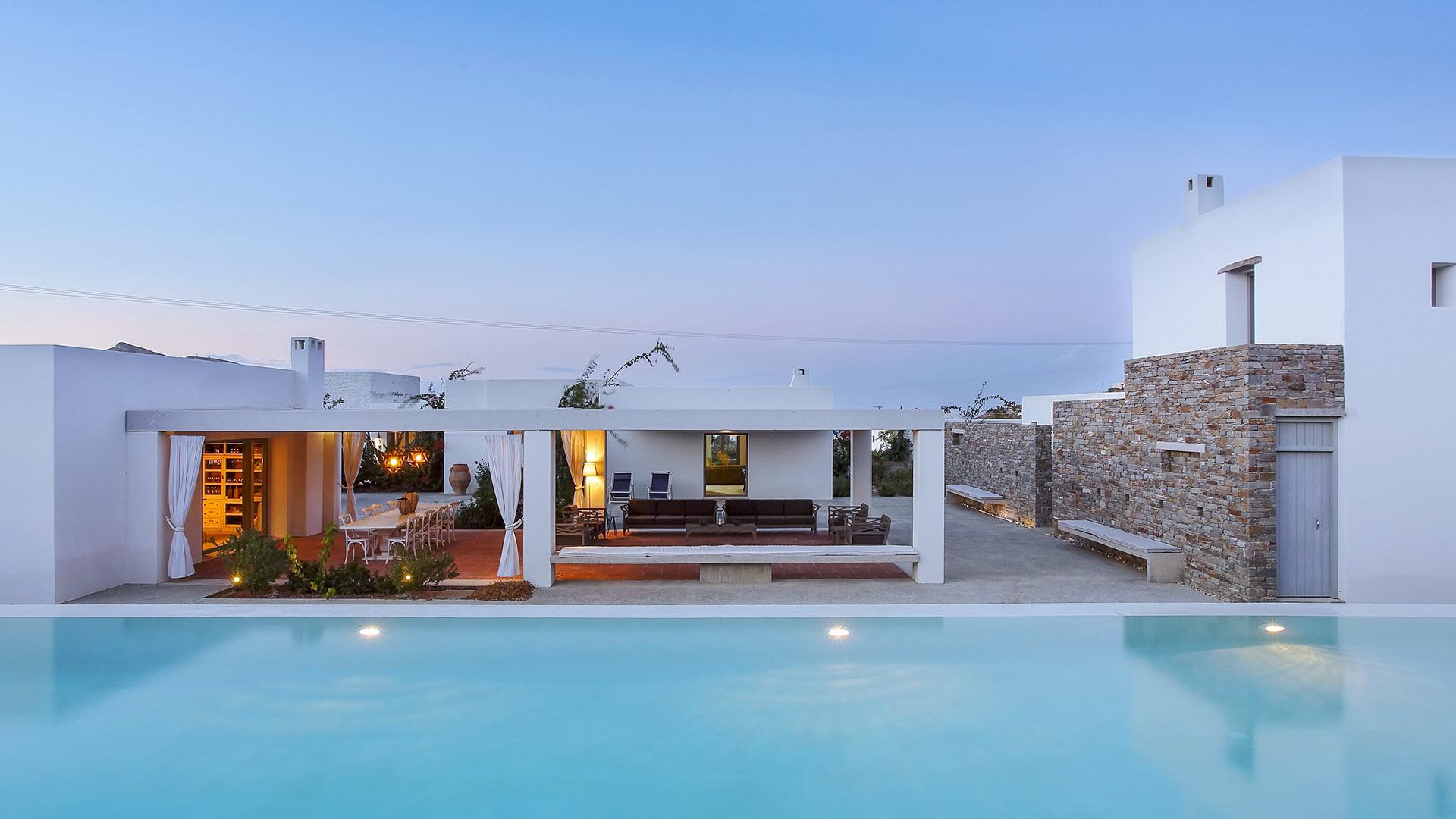 Villa Villa Naousa, Location à Cyclades - Autres îles