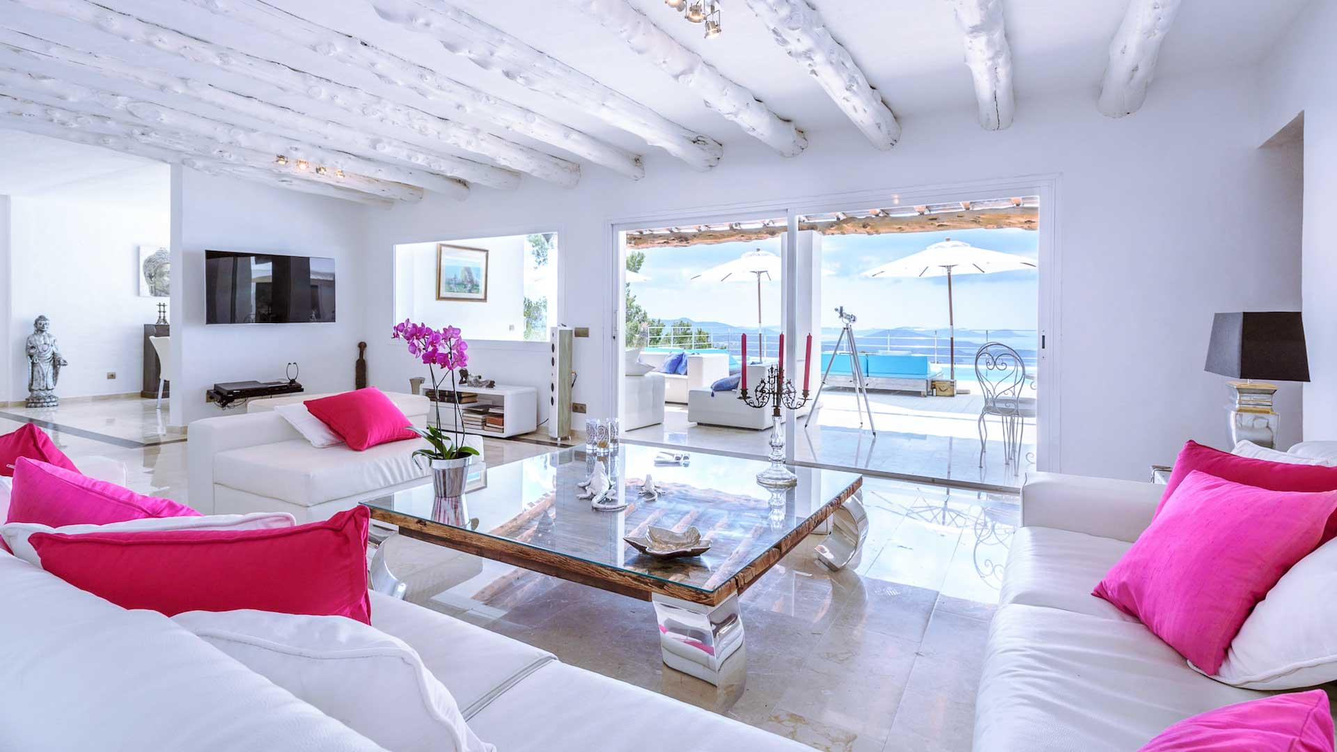 Foto della villa Villa White Angel a Ibiza | Villanovo