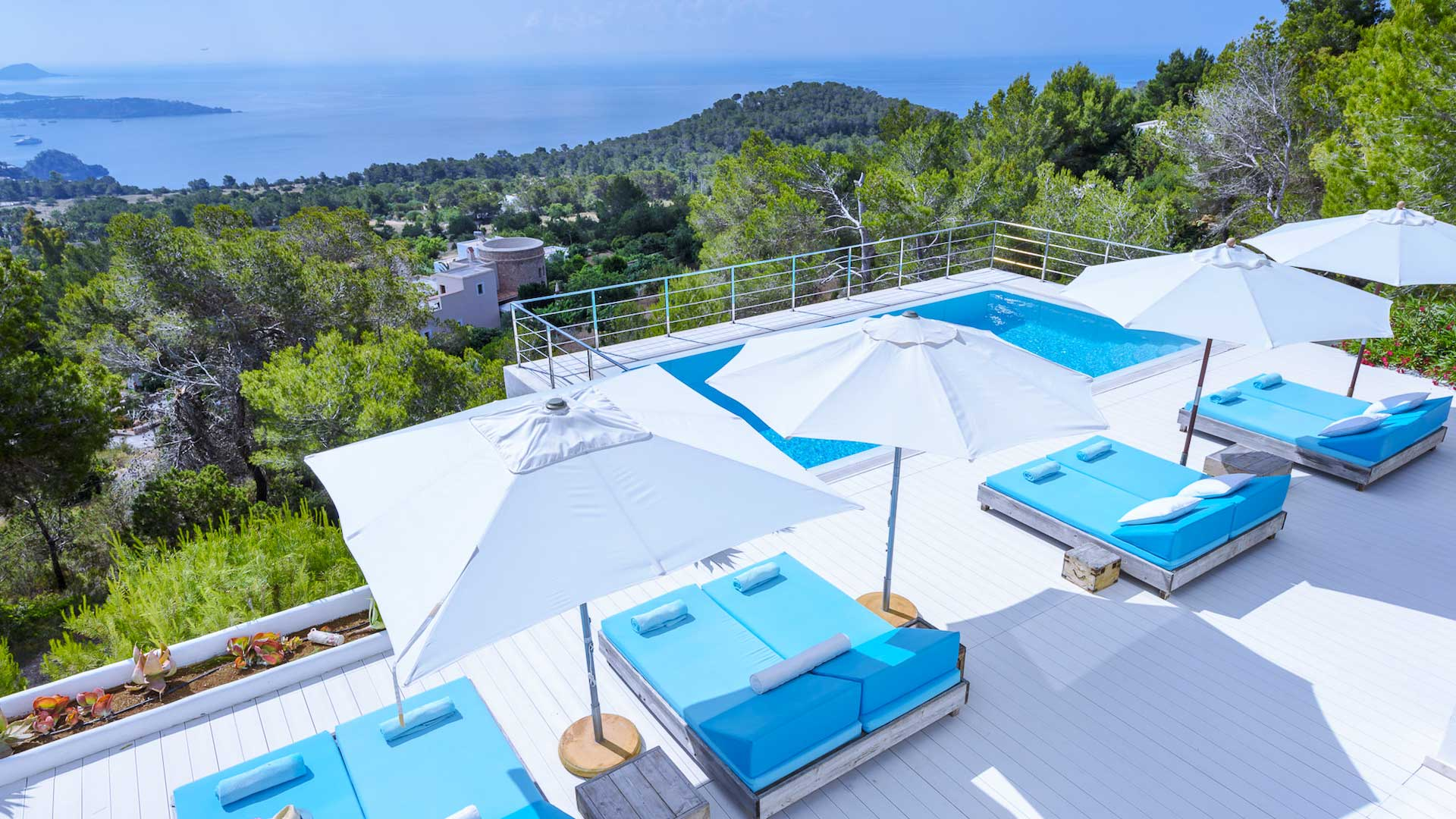 Villa Villa White Angel, Rental in Ibiza