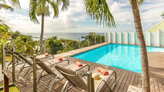 Villa Sweet Caribbean House, Location à La Trinité