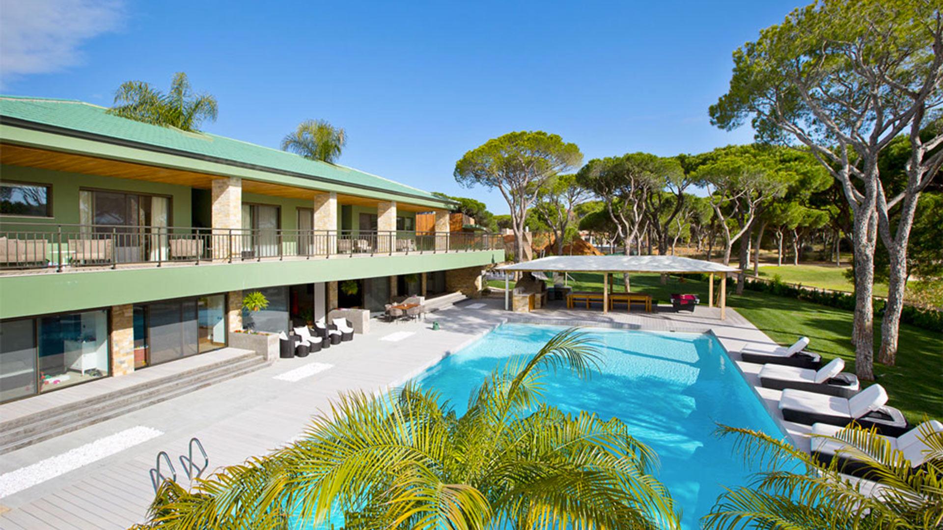 villa 36 villa mieten in algarve vilamoura villanovo. Black Bedroom Furniture Sets. Home Design Ideas
