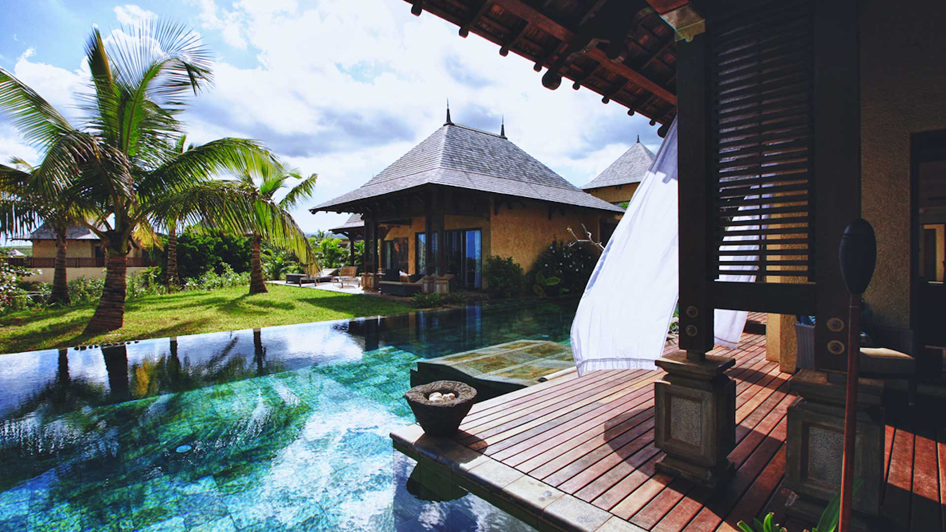 Villa Villa Lugana, Rental in Mauritius South West