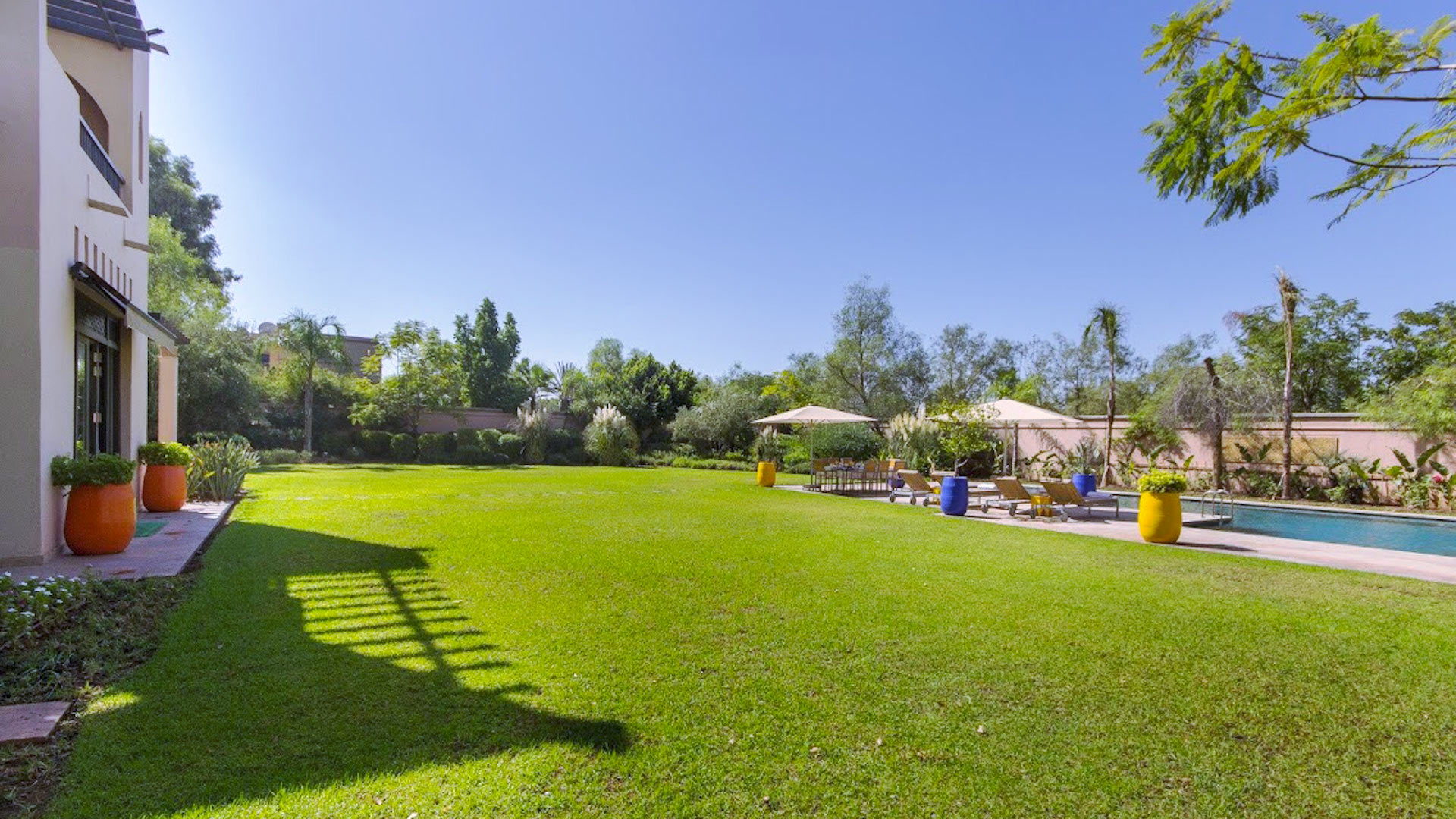 Villa Villa Four Seasons 1, Ferienvilla mieten Marrakesch