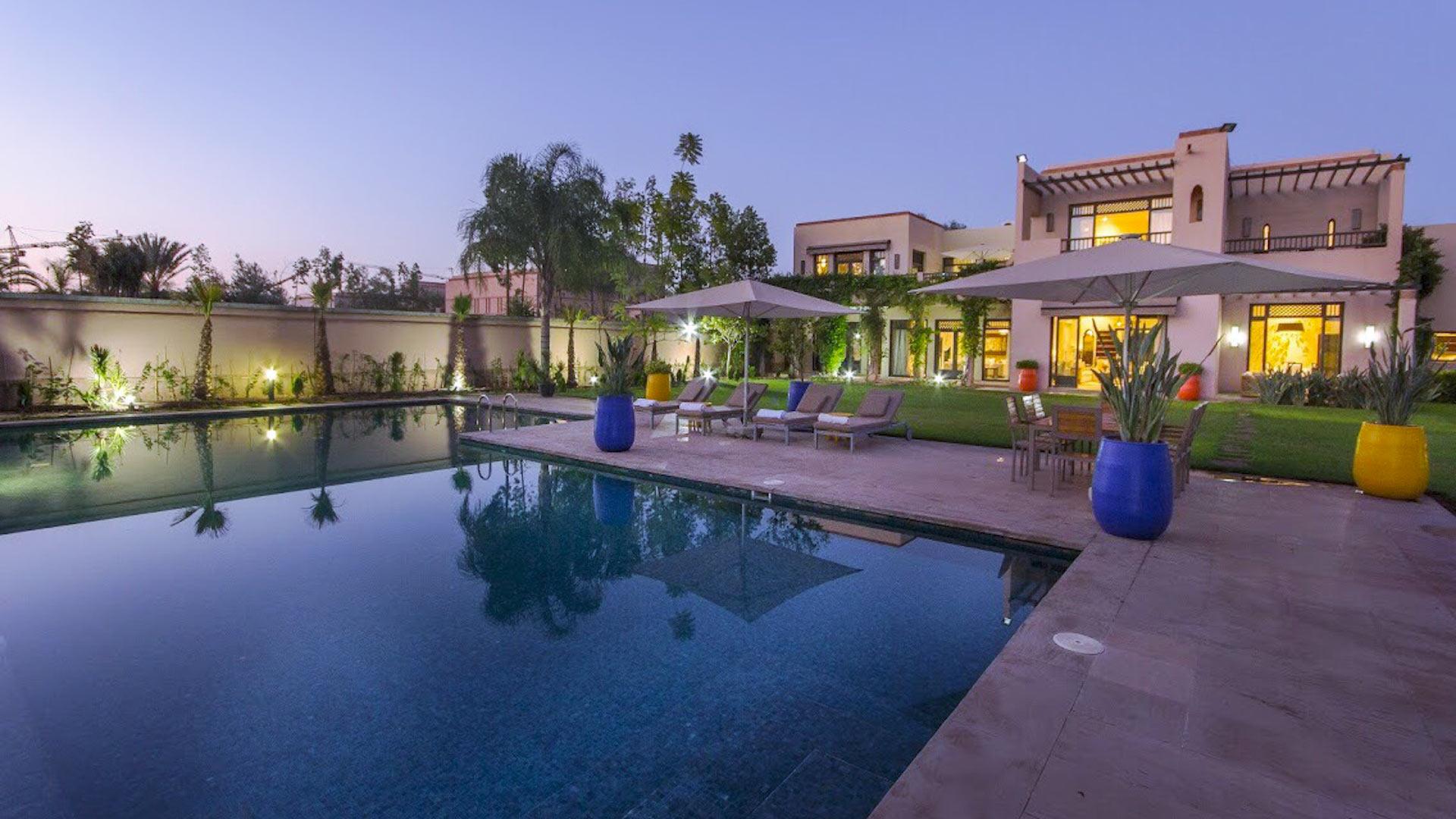 Villa Villa Four Seasons 1, Location à Marrakech