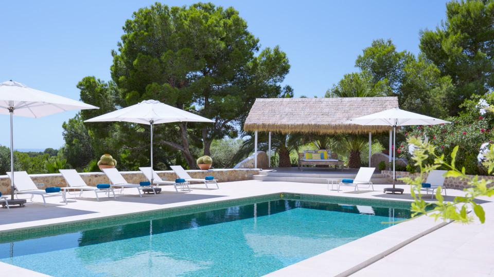 Villa Villa Marlin, Location à Ibiza