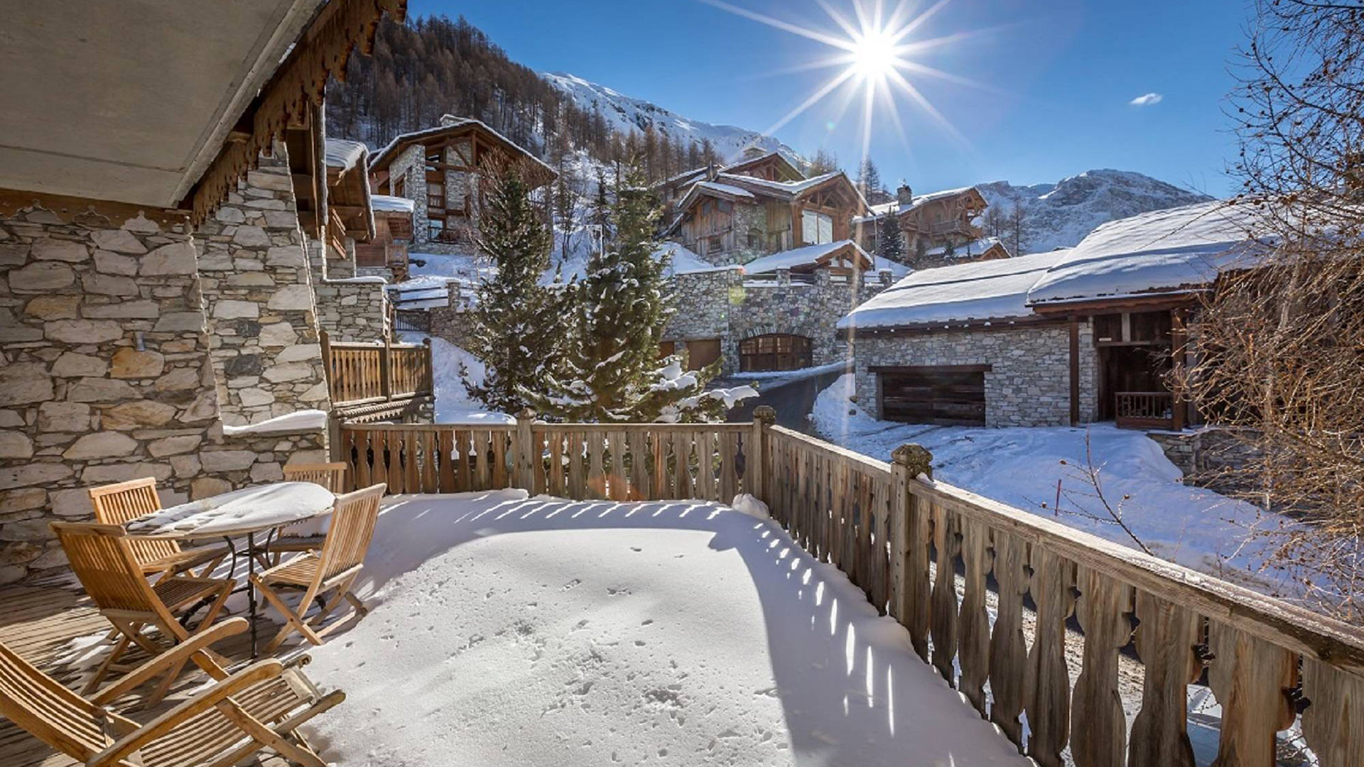 Villa Chalet Snowberry, Rental in Northern Alps