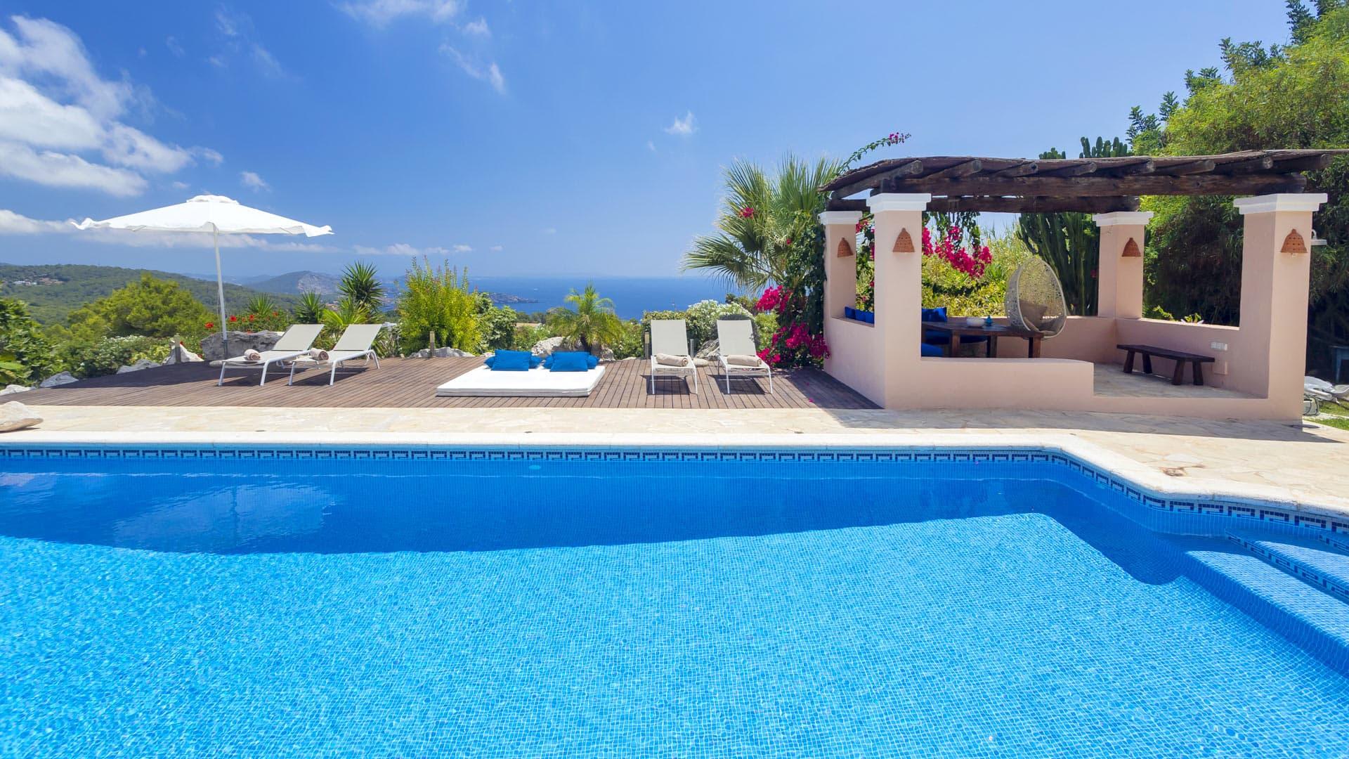 Villa Villa 861, Location à Ibiza