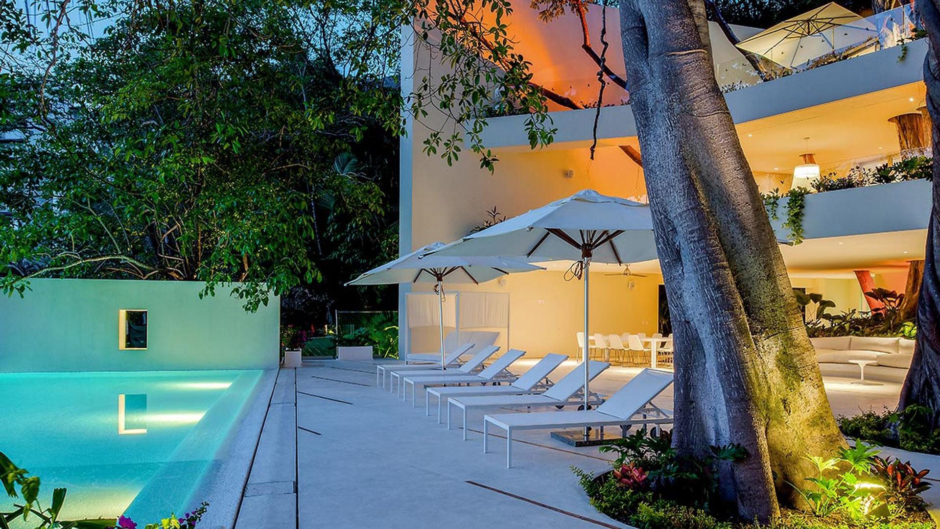 Villa Casa Vallarta, Location à Jalisco