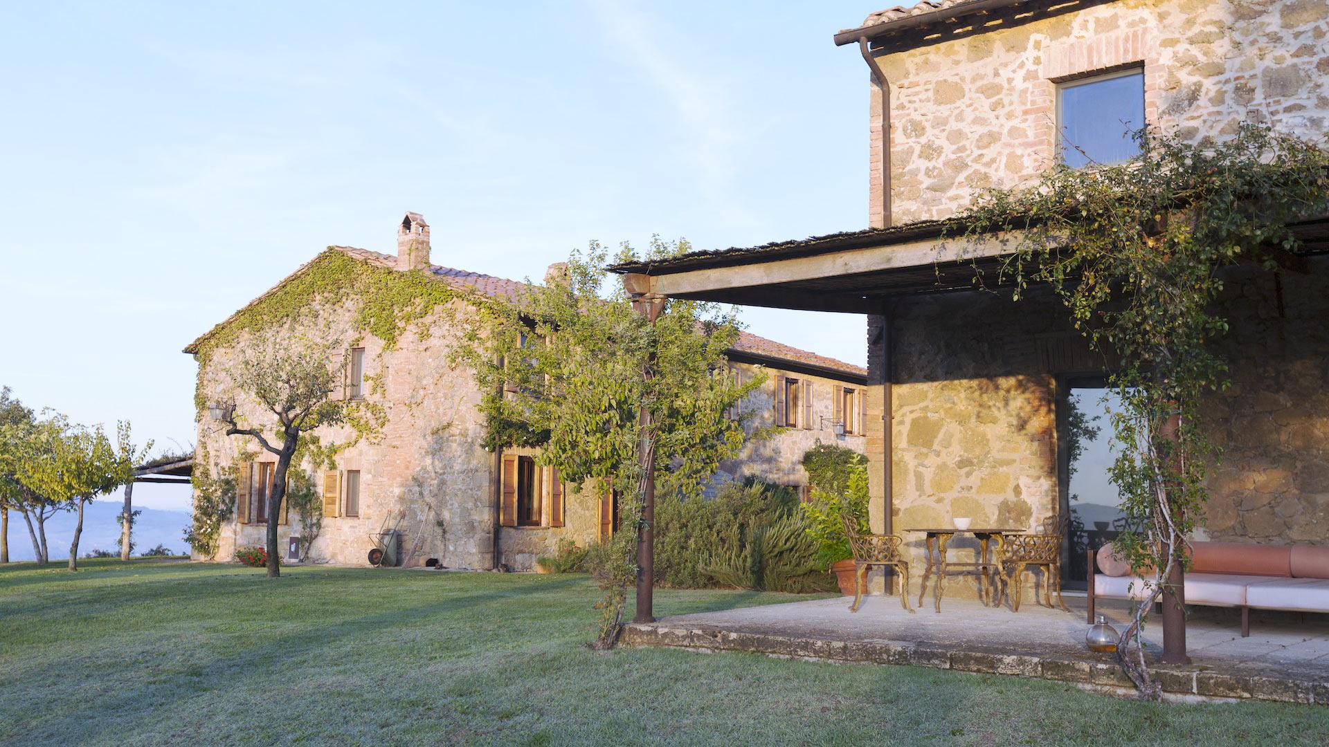 Villa Casa Orcia, Rental in Tuscany
