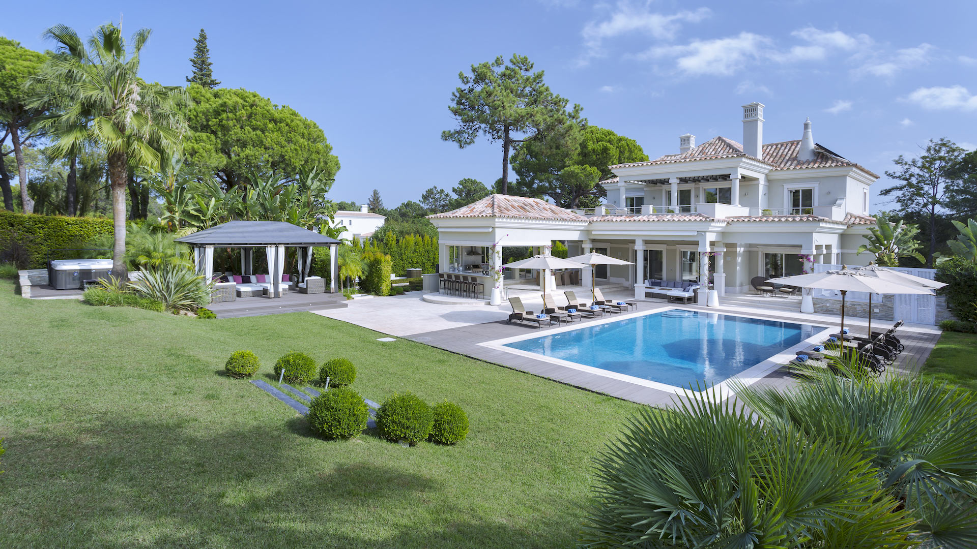 Villa Villa Skies, Rental in Algarve