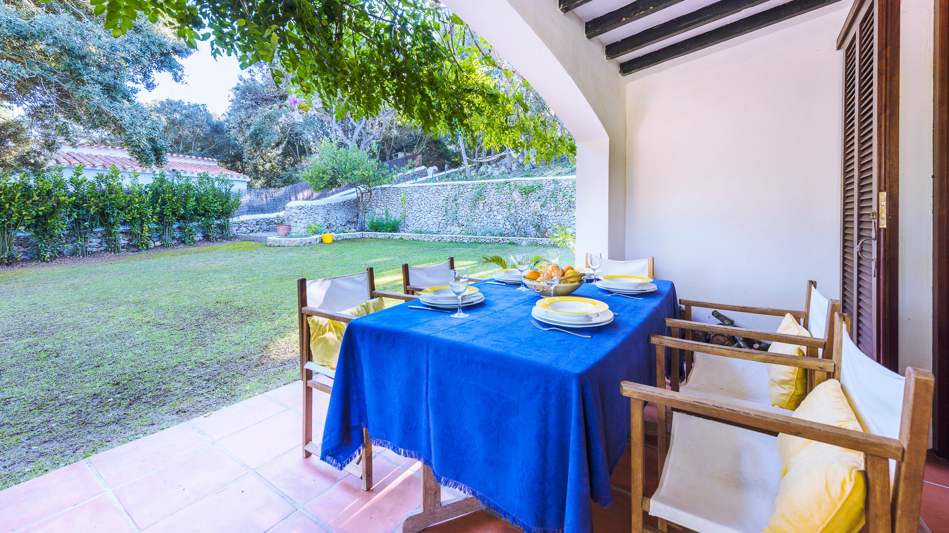 Villa Casa Arenal, Location à Minorque