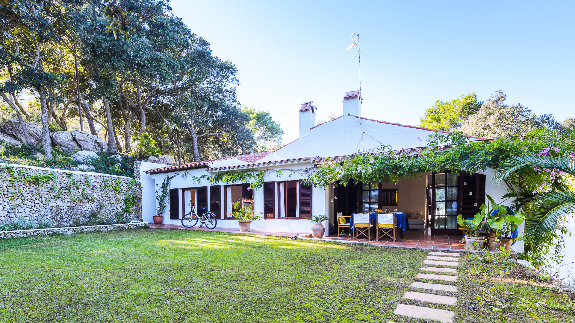 Villa Casa Arenal, Rental in Menorca
