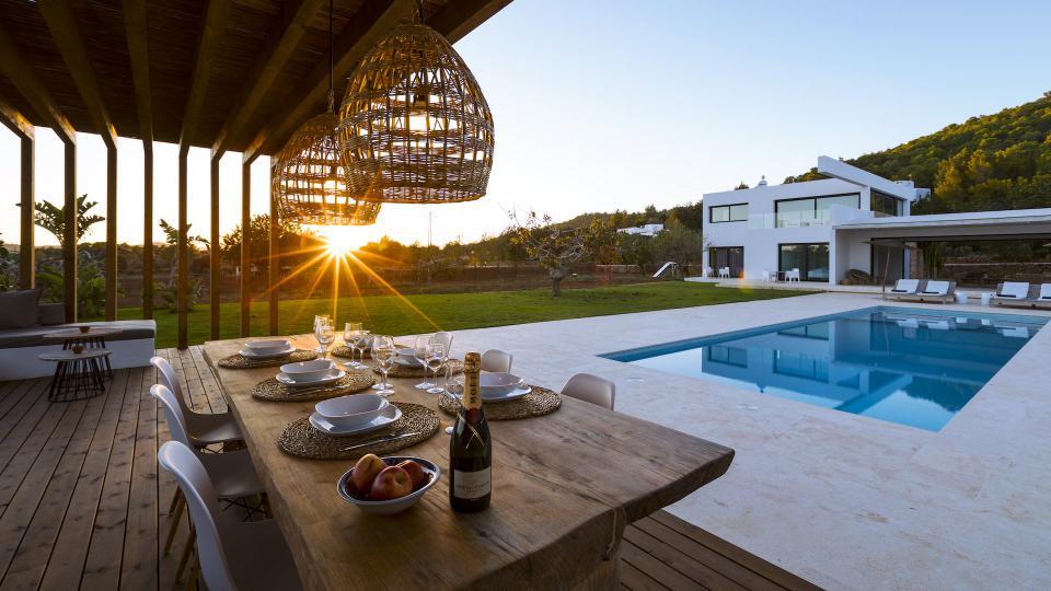 Villa Villa Franca, Location à Ibiza