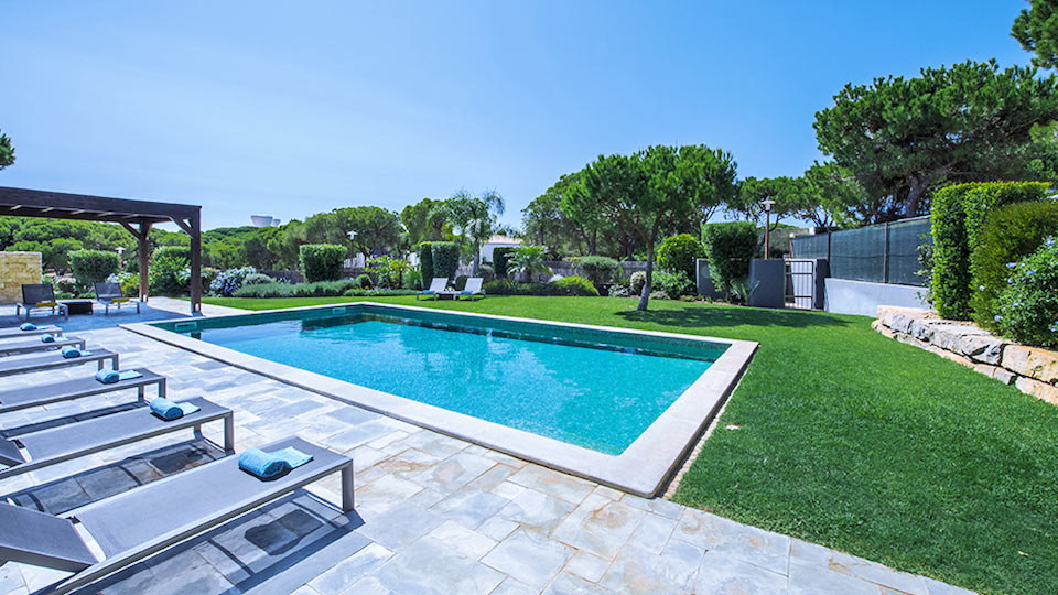 Villa Villa Bliss, Rental in Algarve