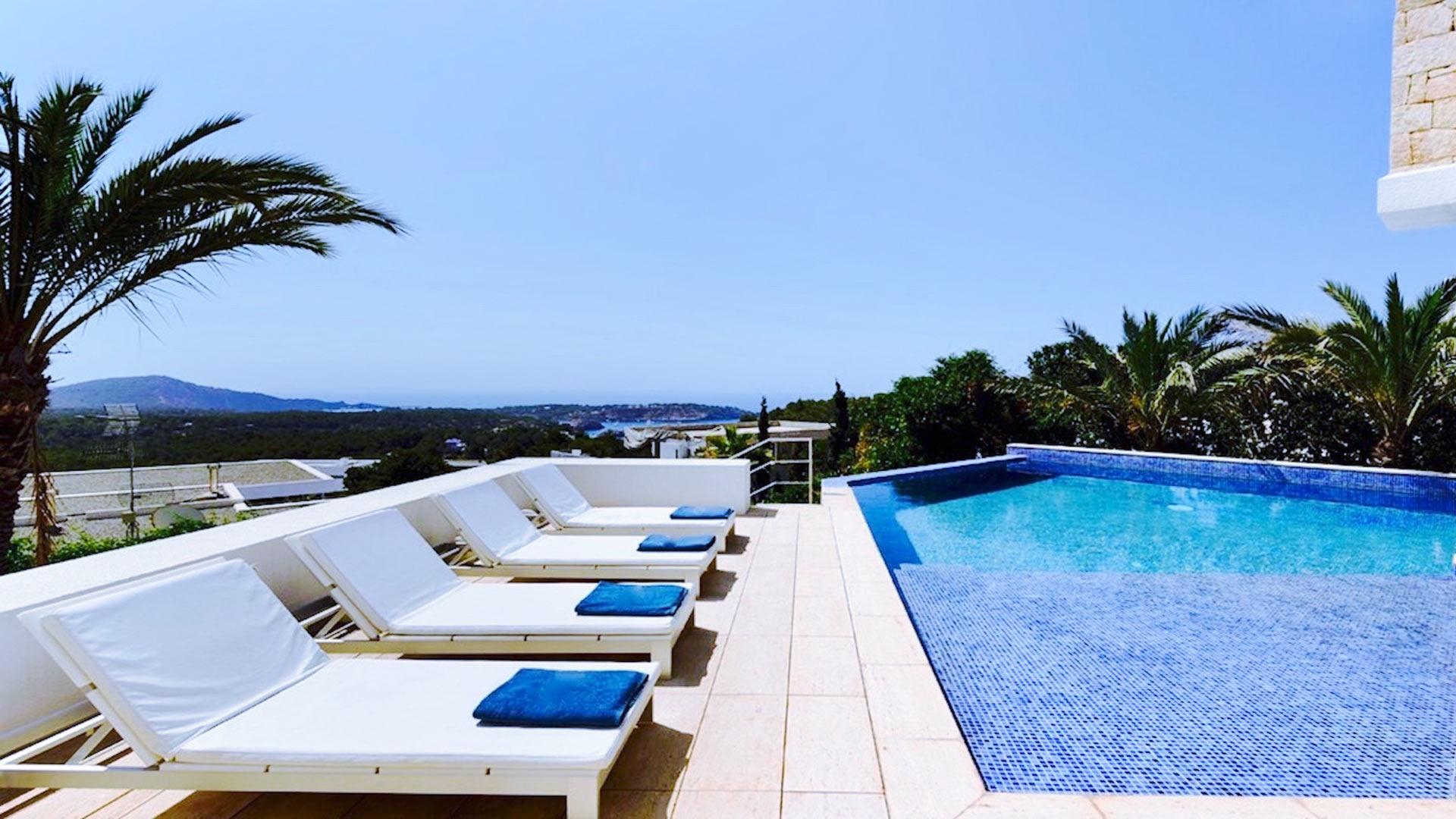 Villa Villa 808 (Es Cubells), Location à Ibiza