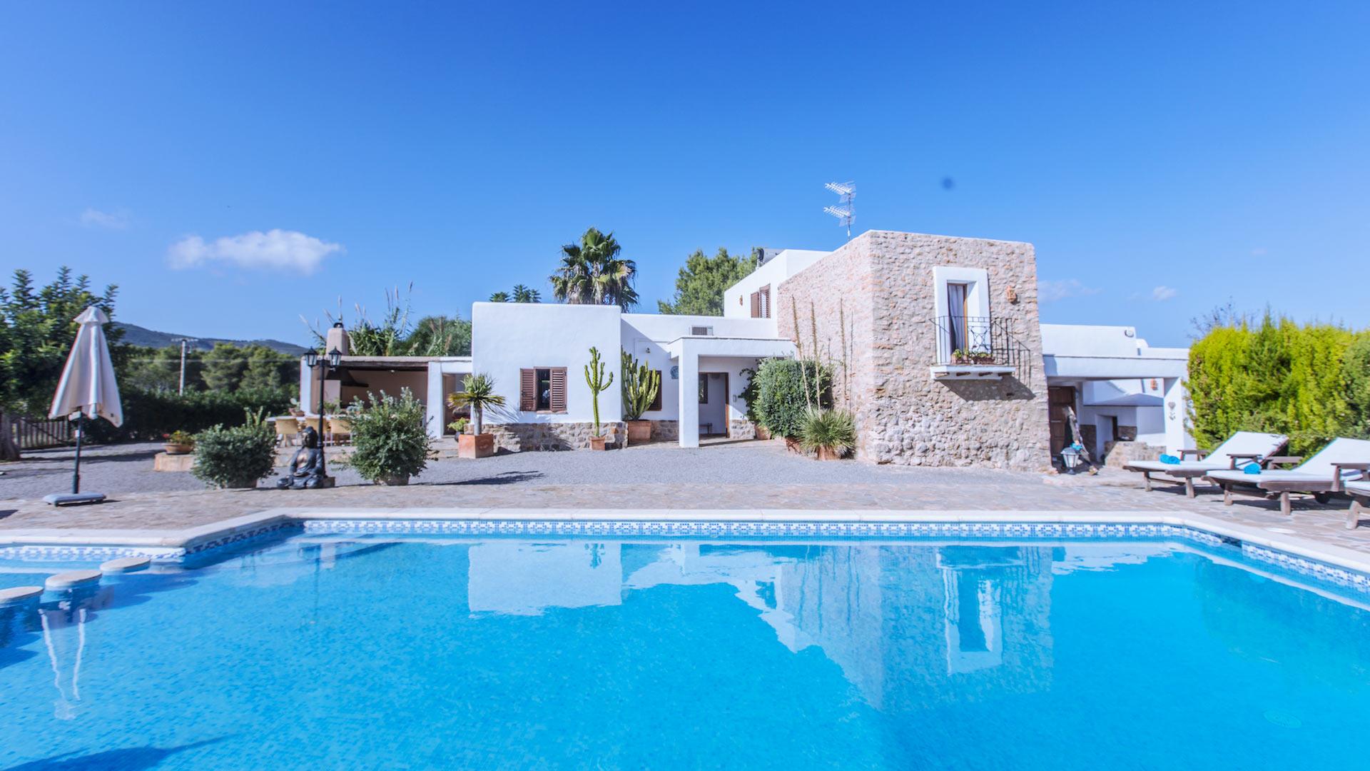 Villa Villa 741, Rental in Ibiza