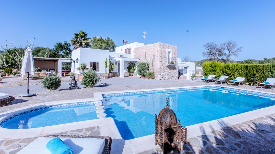 Villa Villa 741, Location à Ibiza