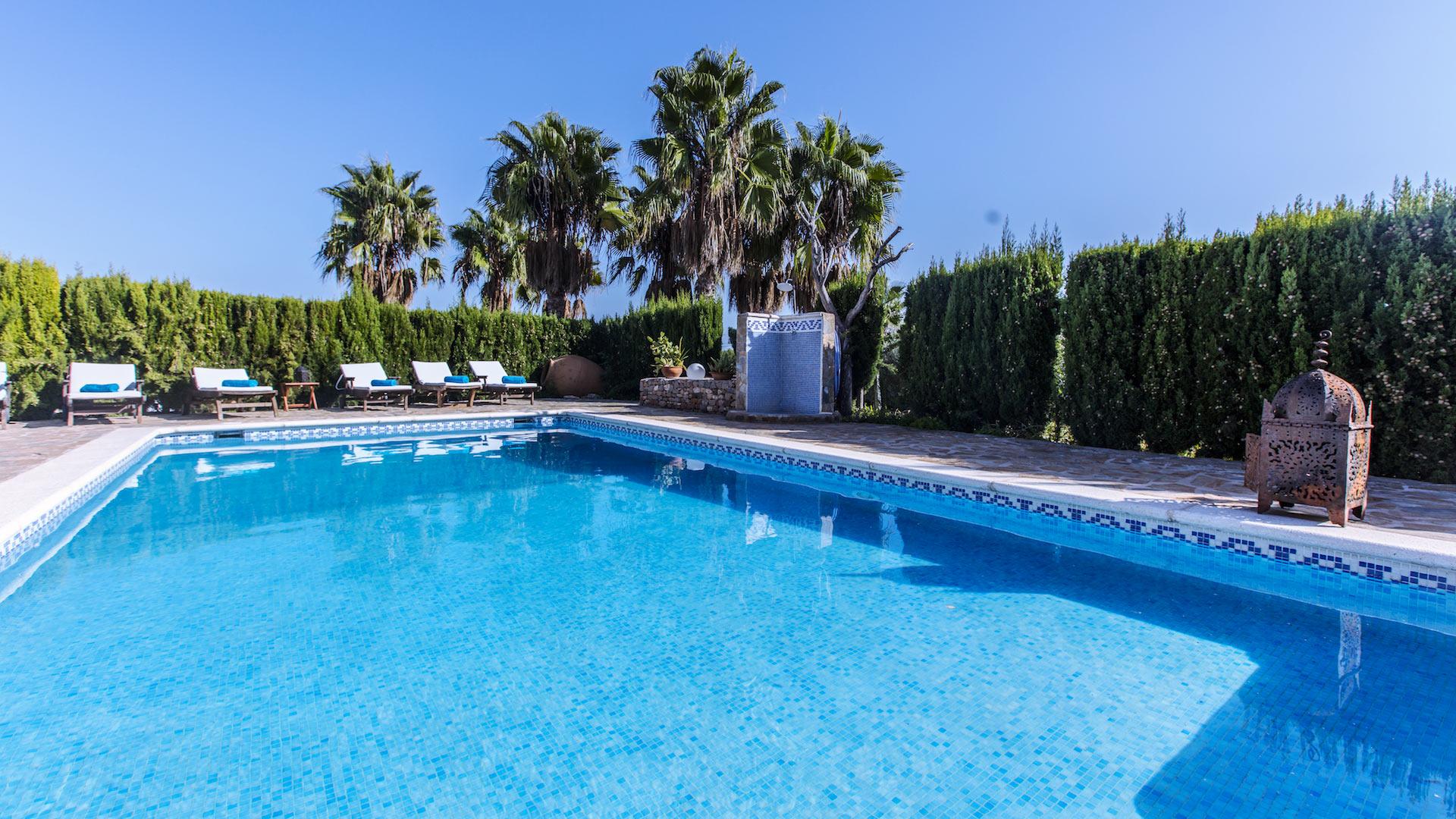 Villa Villa 741, Location à Ibiza