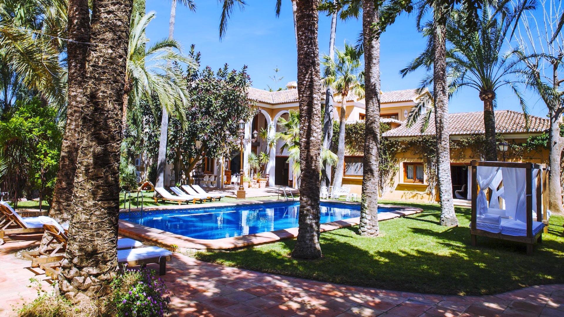 Villa Villa Montgo, Location à Costa Blanca